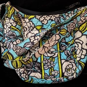 Vera Bradley crossbody - Island Blooms